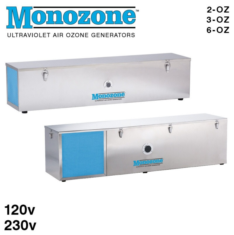 Atlantic UV Monozone UV and Ozone room air sanitizer