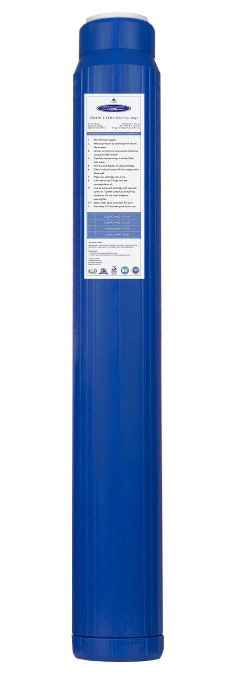 6 Stage SMART Water Filter Cartridge - 20x3 inch Water Filter Cartridge