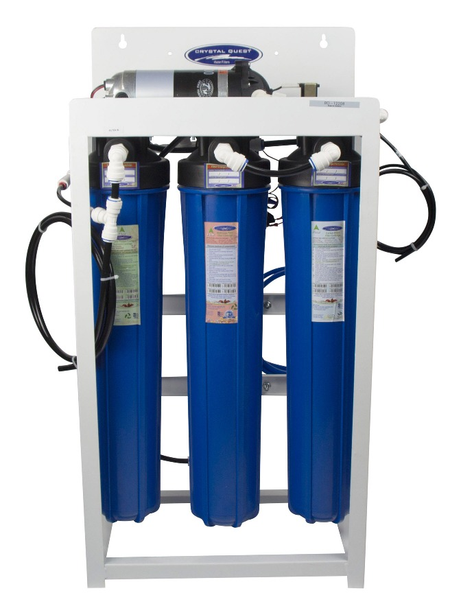 Thunder 200 GPD Whole House RO water treatment system