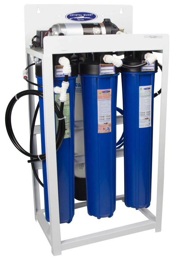 Reverse Osmosis Whole House water treatment systems