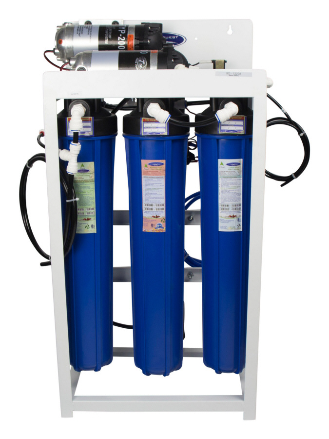 CQ 300 Gallons Per Day Reverse Osmosis / RO Whole House water treatment system