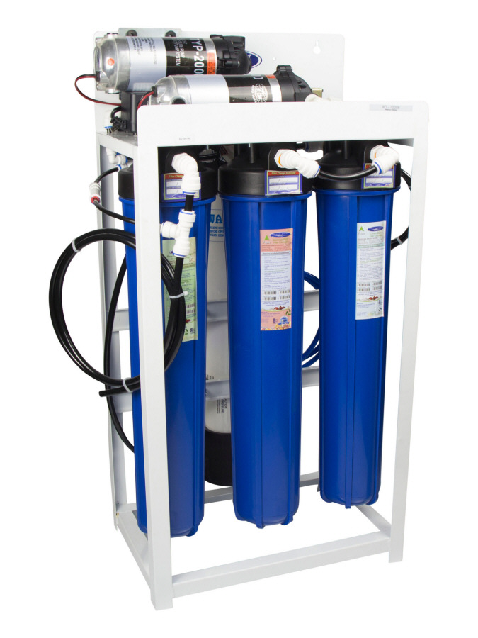 CQ 300 RO Water Treatment System - 300 Gallons Per Day Reverse Osmosis Water Filter System