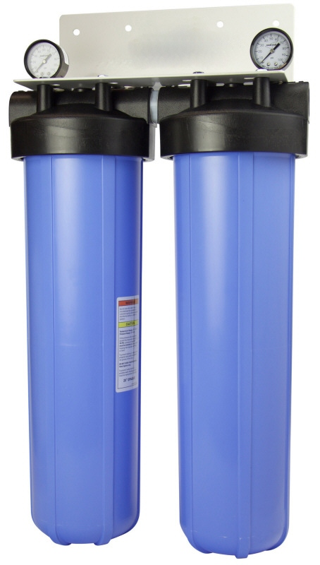 Crystal Quest SMART Compact Whole House Water Filters