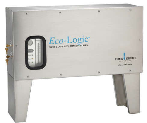 Eco-Logic Ultraviolet Lake and Pond Restoration and UV Water Treatment Systems