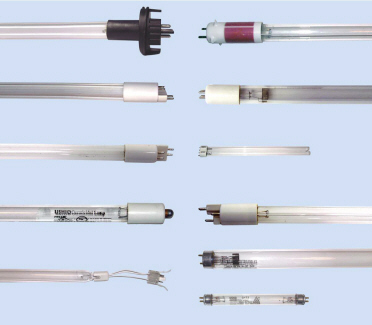 Replacement Ultraviolet UV Lamps and Bulbs for all Manufacturers