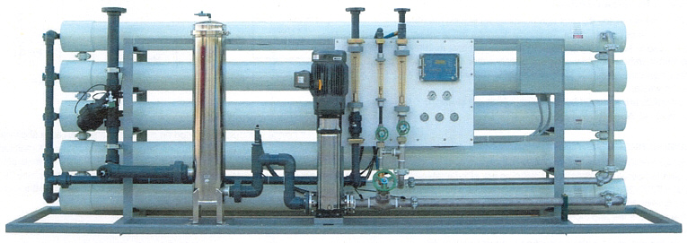 Watts R48 Series of Commercial use RO Water Treatment Systems - Commercial Reverse Osmosis Water Treatment Systems