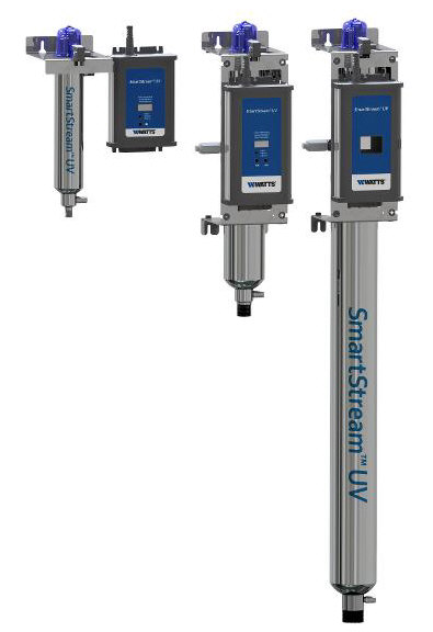 Watts SmartStream UV Water Sanitizers and Purifiers