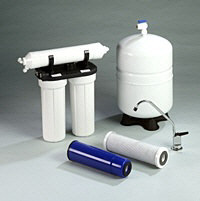 Under Counter Reverse Osmosis Water Filters